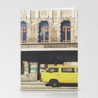 yellow submarine Stationery Cards featuring Yellow submarine by monicamarcov