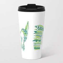 Peter Pan and Tiger Lilly Travel Mug