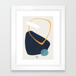 Rai Framed Art Print