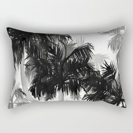 Paradis Noir II Rectangular Pillow