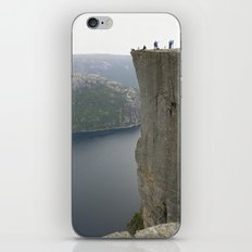 Preikestolen, Norway iPhone & iPod Skin