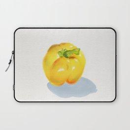 Yellow Bell Pepper  Laptop Sleeve