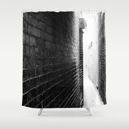 UNKNOWN ROUTE. Shower Curtain