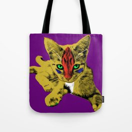 Loli Tweety Purple Tote Bag