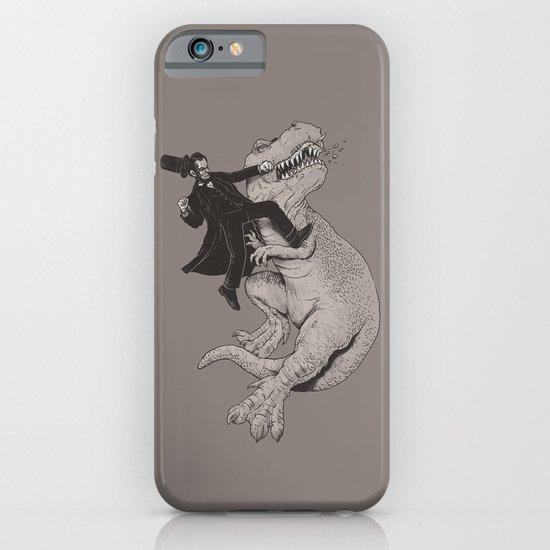 Abraham iPhone & iPod Case