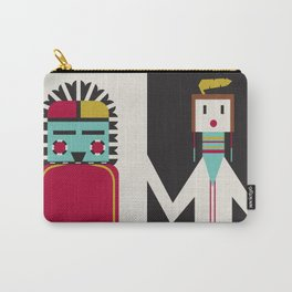 Kachina Dolls Carry-All Pouch