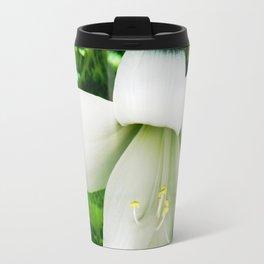 Innocent in green Travel Mug