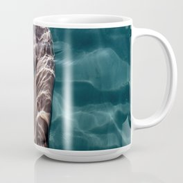 Sienna - Natural pool Coffee Mug