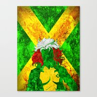 rogue Canvas Prints featuring Rogue by Some_Designs