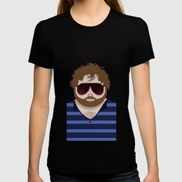 Zach Galifianakis (The hangover part III) T-shirt
