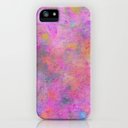 Colour Splash G272 iPhone Case