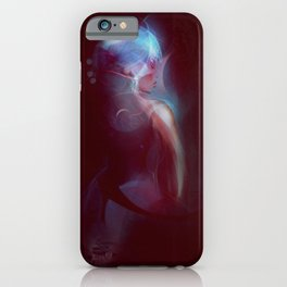 Digital World iPhone Case