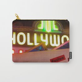 Hollywood Neon Carry-All Pouch