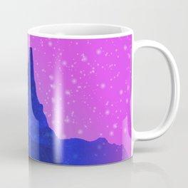 The Fortress of Ice Coffee Mug