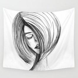 Girlie 01 Wall Tapestry