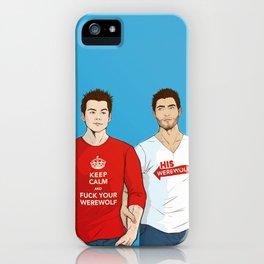 keep calm 01 iPhone Case