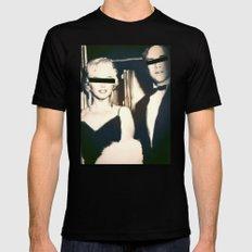 Monroe/Brando Mens Fitted Tee Black LARGE