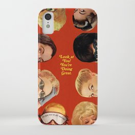 Look at You! iPhone Case