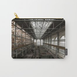 The Chelsea Monster, abandoned power station Carry-All Pouch