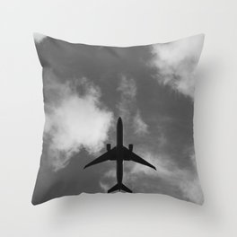 Overhead Throw Pillow