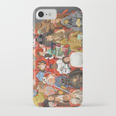 Strarwars at the movies iPhone 7 Slim Case