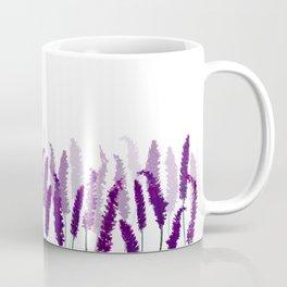 Lavender Field | Purple Flowers in Watercolor Coffee Mug