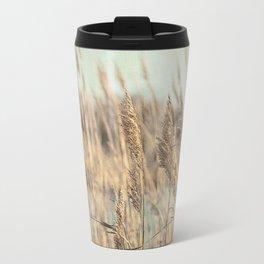 Marsh Grasses Travel Mug