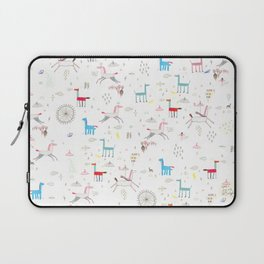 Merry-go-round Laptop Sleeve
