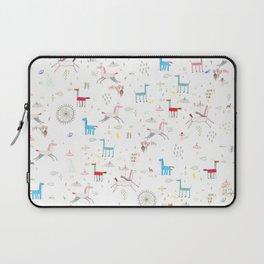 Merry-go-round Laptop Sleeve