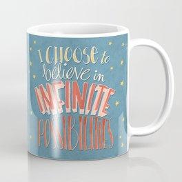 Infinite Possibilities Coffee Mug