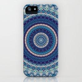 Mandala 477 iPhone Case