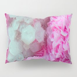 Desert Love Rose | Merry Crystals Pillow Sham
