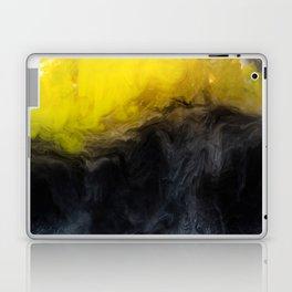 Vivid Mix Of Ink Clouds Laptop & iPad Skin