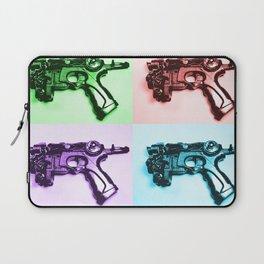 Ray Gun A Laptop Sleeve
