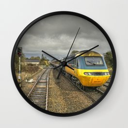 Kenny G @ Yatton Wall Clock