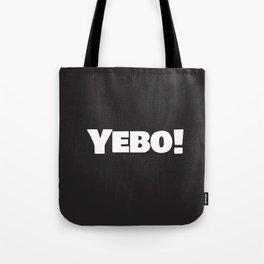 Yebo! Tote Bag