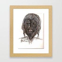 The Bedouin Framed Art Print