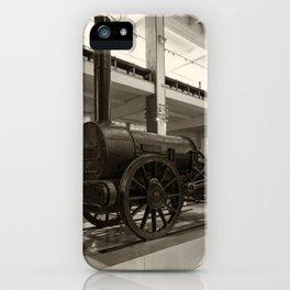 Stephenson's Rocket iPhone Case