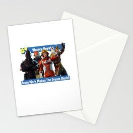 Fort Stationery Cards