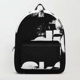 Skate or Die Backpack