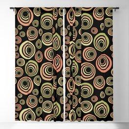Groovy 60's Blackout Curtain