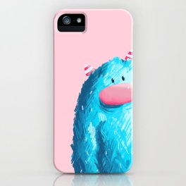 Shyness iPhone Case