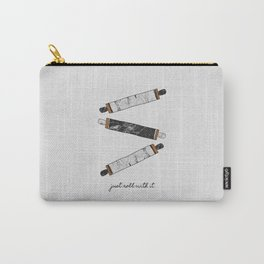 Just Roll With It Carry-All Pouch