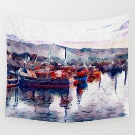 Irish Sea Wall Tapestry