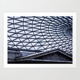 Look up 1 Art Print