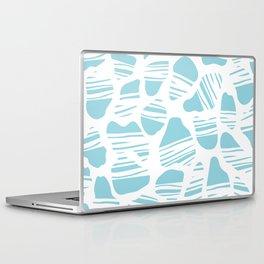 Okapi Animal Print [Island Blue] Laptop & iPad Skin