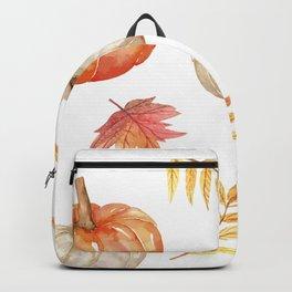Autumn elements Backpack