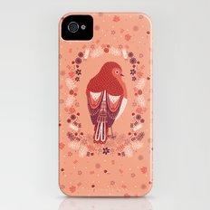 Petite Robin Red Breast Slim Case iPhone (4, 4s)