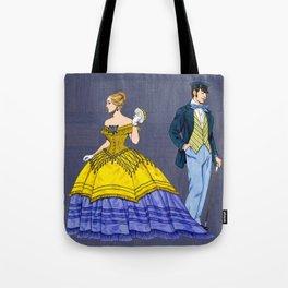 Forbidden Love Tote Bag