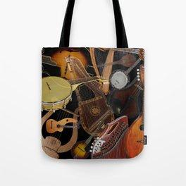 String Instruments 2 Tote Bag